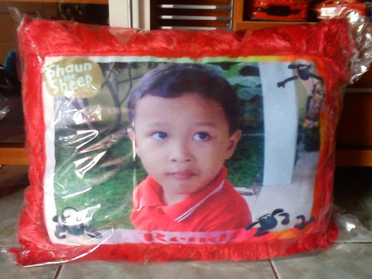 Bantal dan Guling Photo